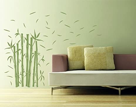 Superior Bamboo Wall Decal By Style U0026 Apply   Wall Sticker, Vinyl Wall Art, Home