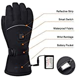 GLOBAL VASION Electric Heated Gloves with