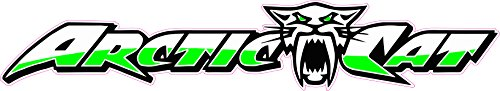 Nostalgia Decals Arctic Cat Version 4 Large 12