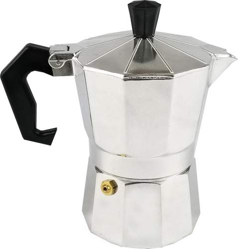 (Uniware 9501-12 Aluminum Expresso Coffee Pot (12 Cups))