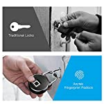 Fingerprint-Lucchetto-Smart-Lock-USB-ricaricabile-IP66-resistente-Anti-Theft-intelligente-Lucchetto-Keyless-Adatto-per-Gym-Locker