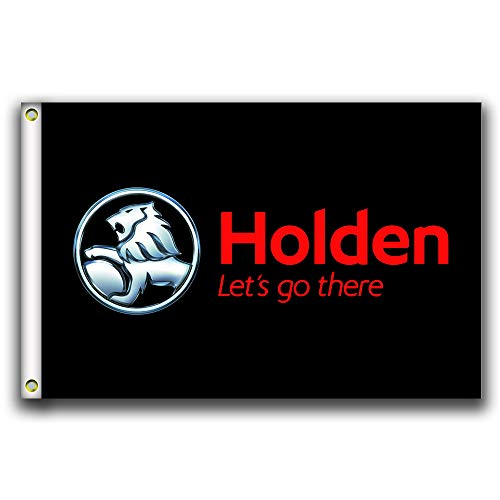MCCOCO Holden Flags Banner 3X5FT-90X150CM 100% Polyester,Canvas Head