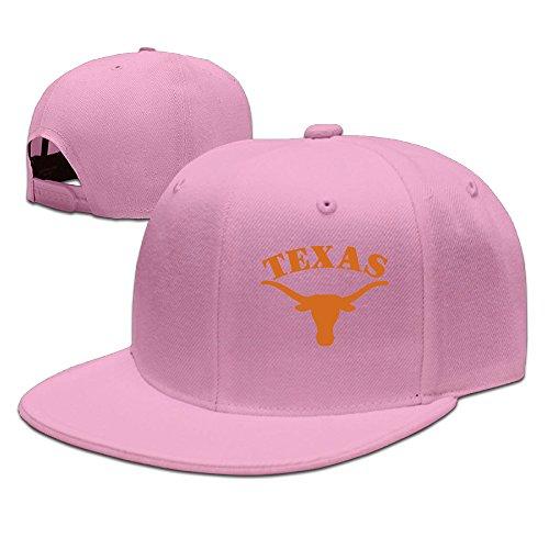 Boss-Seller UnisexCool Texas Longhorns Running Hiphop Pink