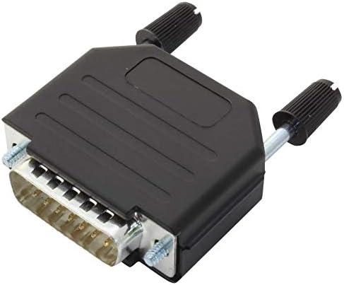 D-Sub Connector, stekker, 25Pos, soldeer, voor MULTICOMP, D Sub Connectors