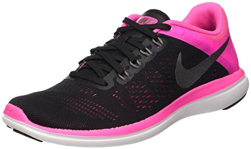 Blast Noir metallic Entrainement pink Flex Chaussures Nike Running Run white Cool Grey Femme black De 2016 6qnvW8