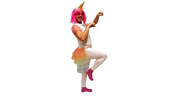 Disfraz de Unicornio Buzo Hombre - Hombre, L: Amazon.es: Ropa y ...