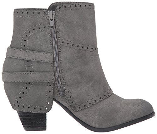 Not Rated Women's Carolyn Ankle Bootie Grey low shipping cheap online real for sale genuine for sale nWAHWHVX