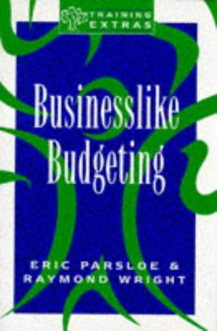 Businesslike Budgeting (Training Extras)