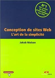 Conception de sites Web : L'art de la simplicité par Jakob Nielsen