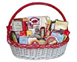 Winter Wonderland Christmas Gift Basket