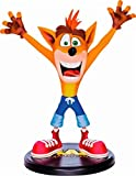 Crash Bandicoot PVC Painted Statue Brown/Red/White/Blue 9''