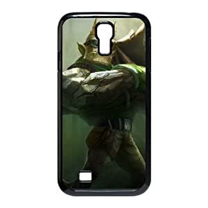 Samsung Galaxy S4 9500 Cell Phone Case Black League of Legends Commando Galio KWI8904803KSL