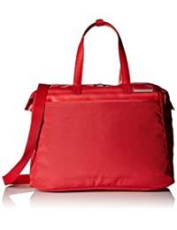 Calvin Klein Greenwich 2.0 Weekender Tote, Red, One Size