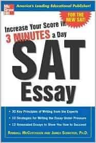 sat essay books to read