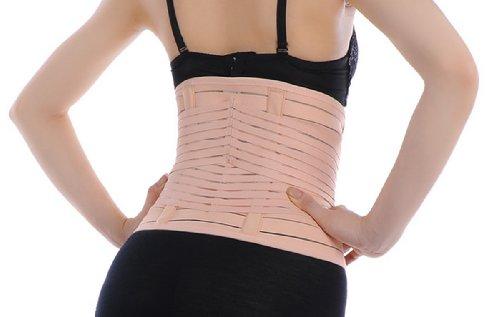 Aivtalk Damen Bauchweg Gürtel Elastisch Bauchweg Gürtel Bauchband Gurt Nach Geburt Figurformend Slim Belt Taillenmieder Korsett S M L