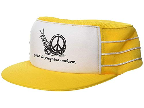 Volcom Men's Righteous Cheese Yellow One Size ()