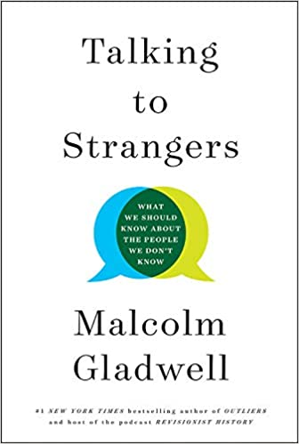 Image result for talking to strangers book