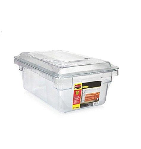 Rubbermaid Food Box w/ Lid (3.5gal.)