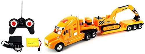Rtr Rc Construction Vehicle - 4