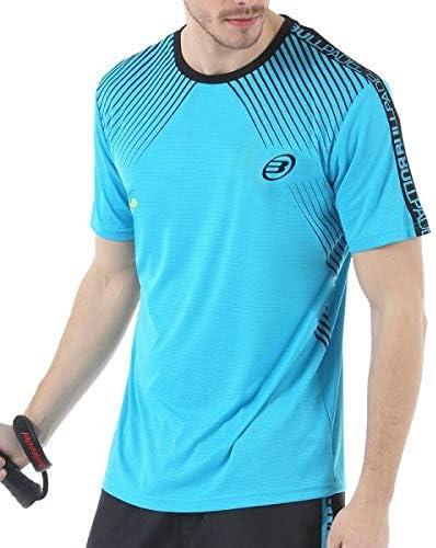 Bull padel Camiseta BULLPADEL IMOTEP Azul: Amazon.es ...
