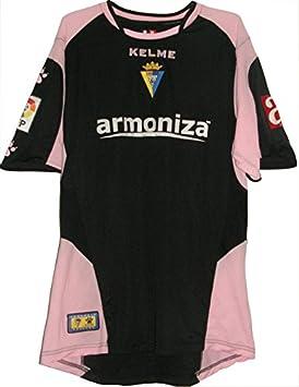 KELME - Cadiz 2ª Camiseta 06/07 Hombre Color: Negro Talla: XL: Amazon.es: Deportes y aire libre