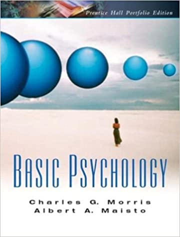 Understanding Psychology Charles G Morris Pdf