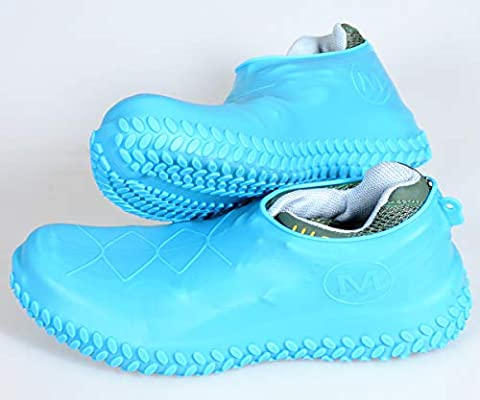 Camping Outdoor BENPIN Silicone Shoe Covers 1 Pair Waterproof Reusable Foldable Convenient Rain Boots Non Slip Design for Kids Women Men for Rain Cycling
