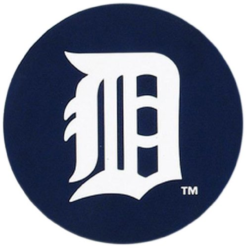 Detroit Tigers Coaster 4-Pack