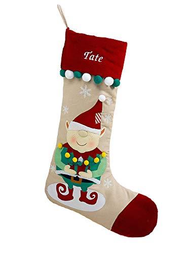 Character Christmas Stocking: -