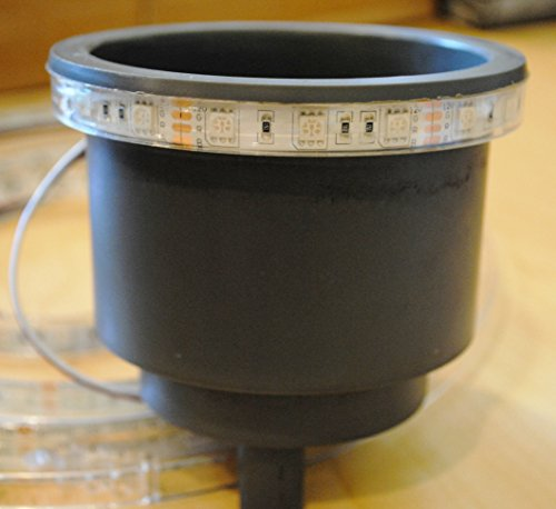 Cup Holder For Rgb Led Light Ring Mastercraft Moomba Supra