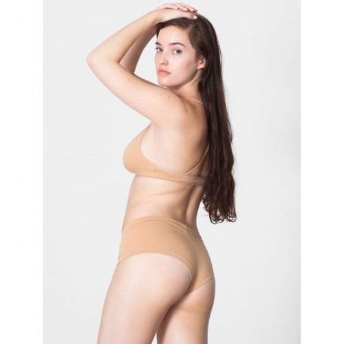 American Apparel Womens/Ladies Cotton Spandex Hot Shorts/Underwear