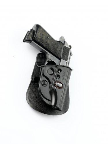 amazon com fobus standard holster rh paddle ppke2 walther ppk ppk