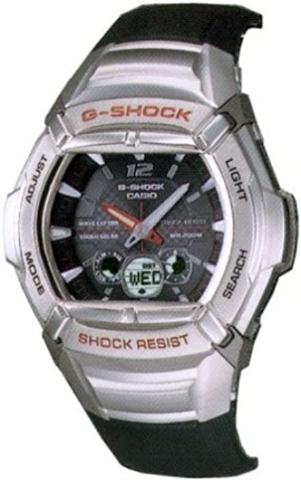 Casio Mens GW1400A-1AV G-Shock Atomic Solar Watch