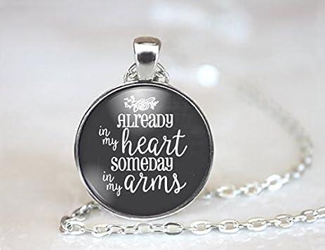 Amazon miscarriage necklace pregnancy loss gift miscarriage miscarriage necklace pregnancy loss gift miscarriage gift miscarriage jewelry infant loss keepsake aloadofball Images