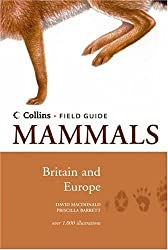 Mammals of Britain and Europe (Collins Field Guide)