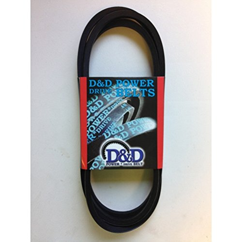 "Price comparison product image D&D PowerDrive 3809723 CUMMINS Engine Replacement Belt , 8V , 1 -Band, 500"" Length, Rubber"