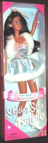 Skating Star Brunette Barbie (Wal-Mart Special - Skating Special Edition