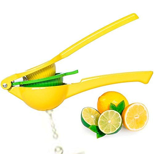 daynecety plástico amarillo limón exprimidor licuadora eléctrica ...