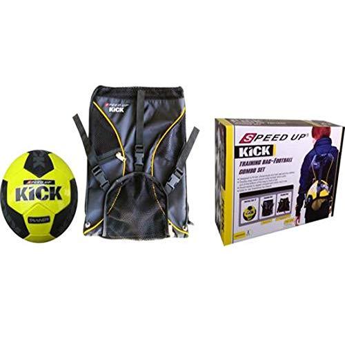 Speed Up Training Bag Football Combo Set, Multi, 5