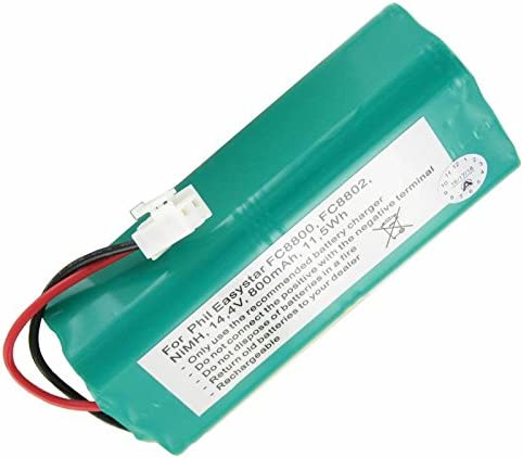 AccuCell 432200624651 - Batería para Philips Easystar FC8800 ...