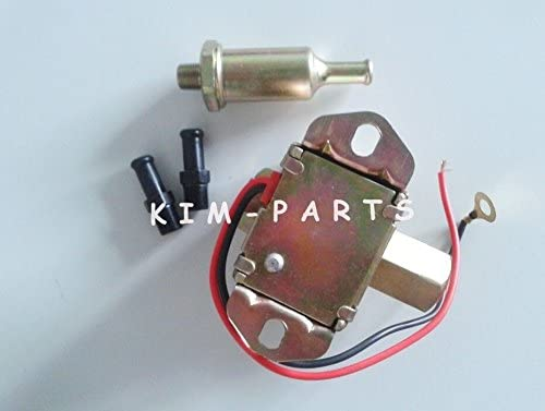 12V SOLID STATE FUEL PUMP 3797522 4299544 4306842 4464613