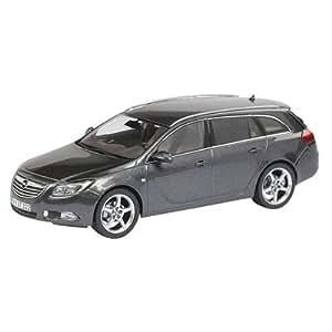 450727200 - Schuco Classic 1:43 - Opel Insignia Sports Tourer, gris carbón