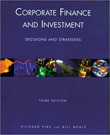 Corporate finance investment decisions strategies capital investment partners uganda