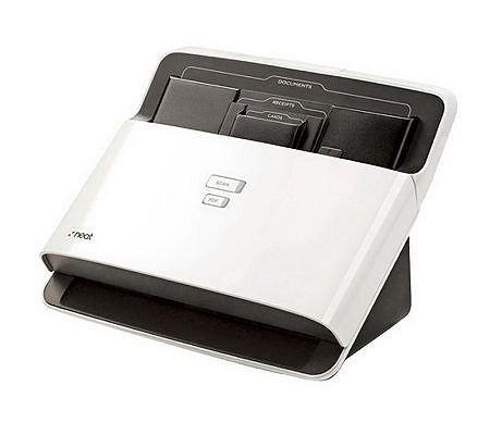 NeatDesk Desktop Scanner and Digital Filing System For Mac