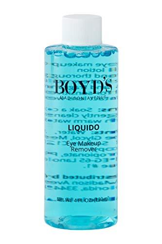 - Boyd's Liquido Eye Makeup Remover, Formerly Renoir Eye Makeup Remover