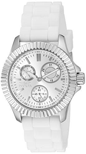 Invicta 22101 – Reloj de pulsera para mujeres, color blanco