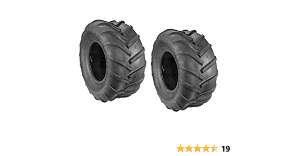 Kenda K472 22x11-10 Lawn and Garden Grasshopper Rear Tire 2 Pack