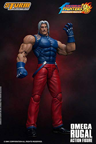 King Collectible - Storm Collectibles King of Fighters Omega Rugal Action Figure