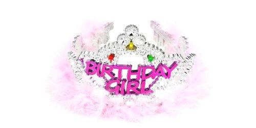 - Forum Novelties Birthday Girl Flashing Tiara