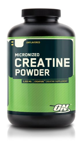 Creatine Powder by Optimum Nutrition - 600 Grams